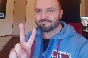 Dainininkas S. Stavickis-Stano: sergu vėžiu, bet pasveiksiu