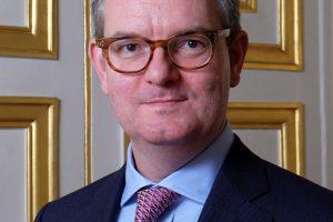 ES saugumo komisaru siūloma skirti J. Kingą
