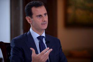 Prezidentas: Sirija iš teroristų atgaus kiekvieną rajoną