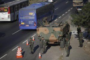 Rusija paneigė, kad vicekonsulas Rio de Žaneire buvo užpultas