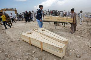 Jungtinės Tautos skelbia rekordišką žuvusių afganų skaičių