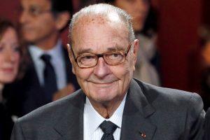 Buvusio Prancūzijos prezidento šeima neigia gandus apie jo mirtį