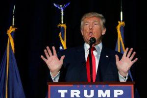 Nacionalinis JAV laikraštis: nebalsuokite už D. Trumpą