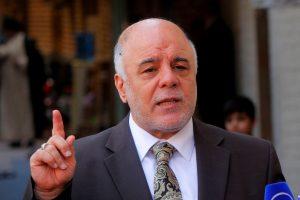 Žodžių karas: Irako premjeras atkirto Turkijos prezidentui