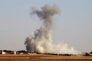 Paskelbusi apie trumpas paliaubas Rusija toliau atakuoja Alepą