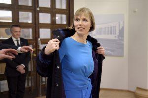 Estijos vyriausybėje – keturi nauji ministrai