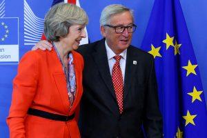 """Brexit"" kalendorius priklauso nuo Londono"