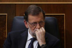 Naują vyriausybę Ispanijoje formuojančiam premjerui – sudėtingi iššūkiai