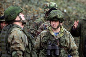 Rusija kaltina Ukrainą dėl pagrobtų karių