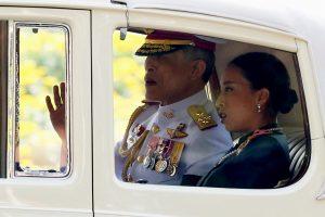 Tūkstančiams kalinių – naujojo Tailando karaliaus malonė