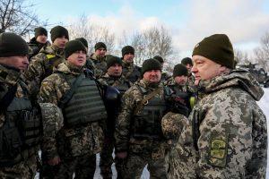 Per konfliktą Ukrainoje žuvo per 10 tūkst. žmonių