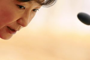 Pietų Korėja nubalsavo už prezidentės apkaltą