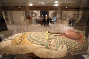 Egiptas 50 proc. brangina įėjimą į muziejus ir šventyklas
