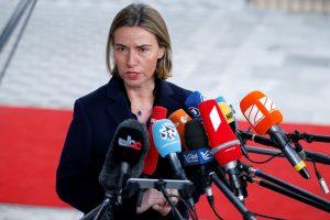 Europos Sąjunga steigs naują karinę vadavietę