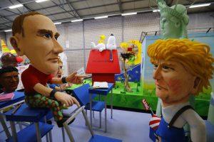 D. Trumpas siekia atkurti ryšius su Maskva