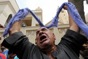 Po sprogimų Egipte smarkiai apribotos Velykų iškilmės