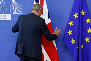 """Britanijos pasiūlymai dėl piliečių teisių po """"Brexit"""" – pasmerkti"""