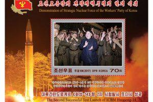 Šiaurės Korėja įspėja Japoniją apie laukiantį neišvengiamą susinaikinimą