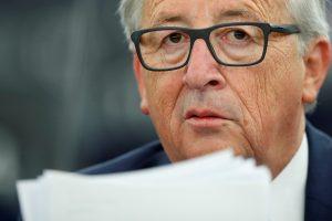 Ką Europos Komisijos pirmininko kalba reiškia Lietuvai?