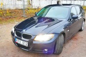 Kaunietis ieško jo BMW nugvelbusių vagių – už informaciją žada atlygį