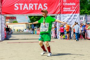 Vyriausias Lietuvos bėgikas: startavau dar rusų laikais