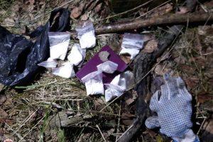 Savanorių prospekte sulaikyta narkotikų turėjusi moteris