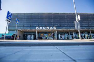 """Kaunas derasi su """"Wizz Air"""" dėl naujų skrydžių krypčių"""