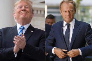 Į JAV prezidentą lekia D. Tusko kritikos strėlės