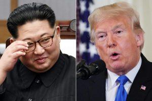 Jau žinoma, kada ir kur susitiks D. Trumpas su Kim Jong Unu