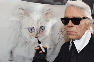 Apie K. Lagerfeldą – faktais