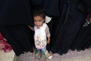 UNICEF: pasaulio konfliktai be namų paliko 28 mln. vaikų