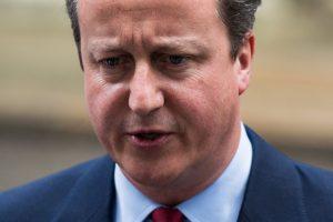 D. Cameronas sušaukė paskutinį savo kabineto posėdį