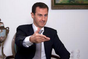 Sirijos prezidentas: sudėję ginklus ir pasidavę sukilėliai išvengs bausmės