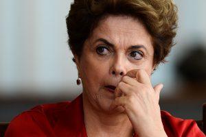 Prasidėjo lemiamas Brazilijos prezidentės apkaltos etapas