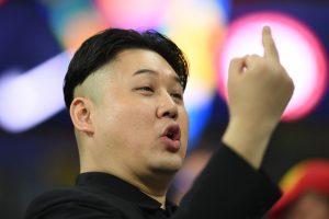 Šiaurės Korėja: balistinės raketos paleidimas yra didžiausia sėkmė