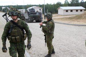 Pirmasis lietuvis gavo leidimą tarnauti Vokietijos kariuomenėje