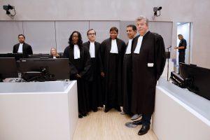 Tarptautinio teismo delegacija vyks į Izraelį ir palestiniečių žemes