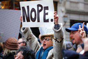 JAV aktyvistai reikalaus perskaičiuoti prezidento rinkimų balsus
