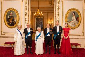 Kunigaikštienė Catherine vėl užsidėjo princesės Dianos papuošalą