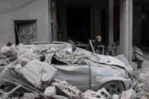 Turkų aviacijos smūgiai Sirijoje pražudė 10 civilių