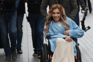 """Į """"Euroviziją"""" Ukrainoje neįleista J. Samoilova vyks į dainų konkursą Portugalijoje"""