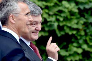 Kijevas žino, kas atvers kelią narystei NATO?