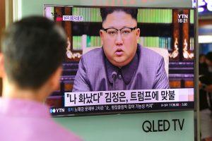 Šiaurės Korėjos branduolinių bandymų vietą supurtė žemės drebėjimas