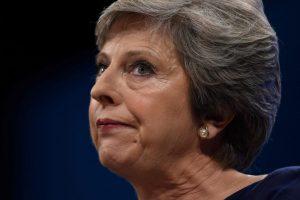 """Th. May parlamento balsavime dėl """"Brexit"""" patyrė dar vieną fiasko"""