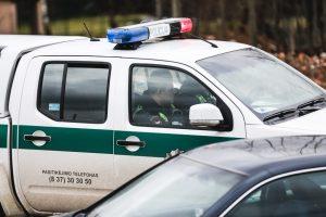 Nelaimė Panevėžio rajone: sutrikus sveikatai mirė vairuotojas