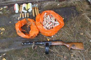 Už neteisėtus ginklus šiauliečiams gresia aštuoneri metai nelaisvės
