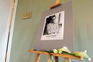 Kaunas atsisveikina su L. Donskiu