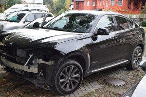 Prabangų BMW apvogė svečių namų teritorijoje Druskininkuose (ieškomi liudininkai)
