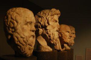 Ką veikia šiuolaikiniai filosofai?
