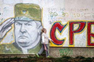 Verdiktas R. Mladičiui sužadino bosnių genocido tvaiką